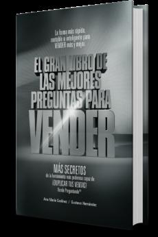 LIBROS PARA VENDEDORES: El gran libro de las mejores preguntas para vender - Versión PLATA