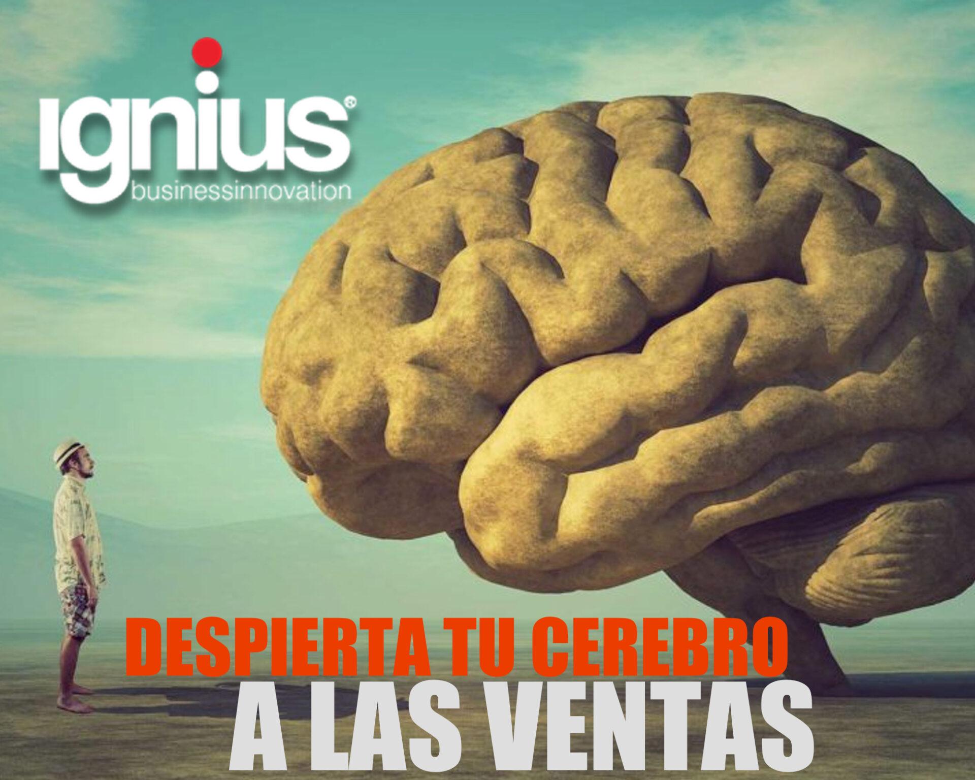 Despierta tu Cerebro a las Ventas